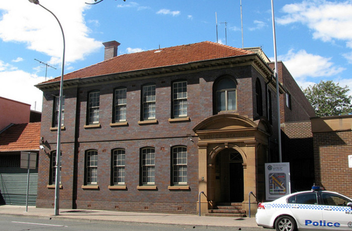 Manly Police Station